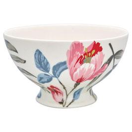 GreenGate, Soup Bowl, Suppenschüssel, Magnolia white