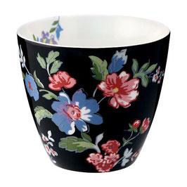 GreenGate, Latte Cup, Isobel black