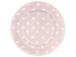 GreenGate, Kleiner Teller, Penny pale pink
