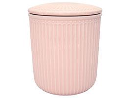 GreenGate Aufbewahrungsdose Alice pale pink medium