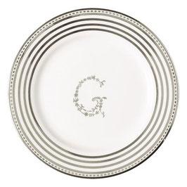 GreenGate, Kleiner Teller, G silber