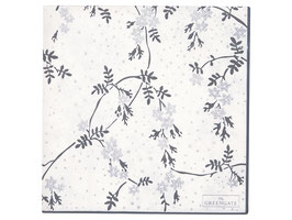 GreenGate, Papierservietten, Amira white