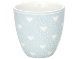 GreenGate Mini Latte Cup Penny pale blue