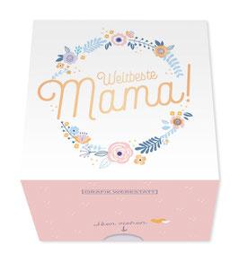 Grafikwerkstatt Weltbeste Mama! - Message in a Box