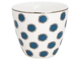 GreenGate, Latte Cup, Savannah blue