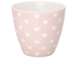 GreenGate Latte Cup Penny pale pink