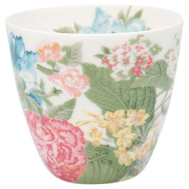 GreenGate Latte Cup Adele white
