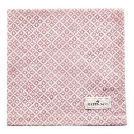 GreenGate, Stoffserviette, Sandra pink