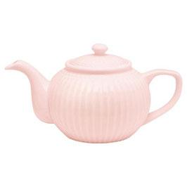 GreenGate, Teekanne, Alice, pale pink
