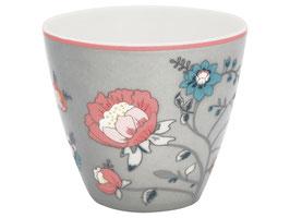 GreenGate, Latte Cup, Sienna grey