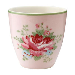 GreenGate, Mini Latte Cup, Aurelia pale pink