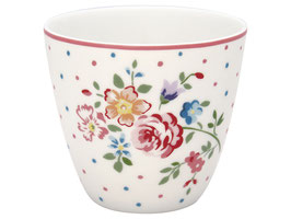 GreenGate, Latte Cup, Belle white