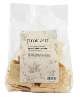 Ib Laursen Proviant Trancetti Cracker mit Sesam