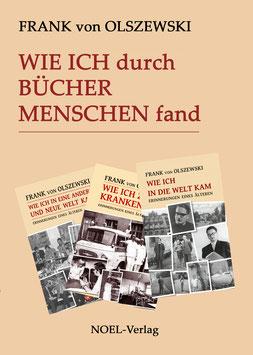 Olszewski, F.: Wie ich durch Bücher Menschen fand - ISBN: 978-3-95493-156-9 - Taschenbuch