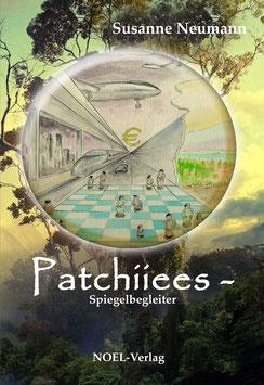 Neumann, S.: Patchiiees I - Spiegelbegleiter - ISBN: 978-3-95493-179-8 - Taschenbuch