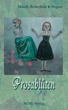 Wegner, S.: Prosablüten - ISBN: 978-3-942802-38-3 - Hardcover