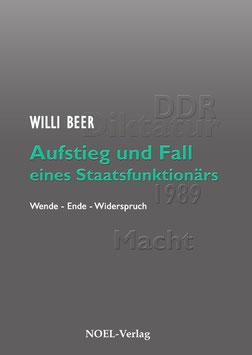 Beer, W.: Aufstieg und Fall eines Staatsfunktionärs