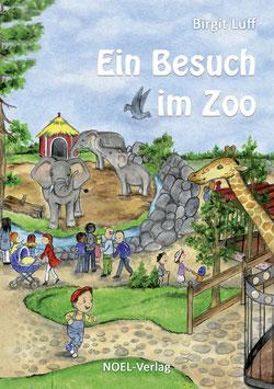 Luff, B.: Ein Besuch im Zoo - ISBN: 978-3-95493-314-3 - Hardcover
