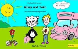 Die Geschichten von Missy und Tako
