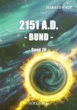 Kaup, H.: 2151 A.D. - Bund - Band 28
