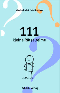 111 kleine Rätselreime