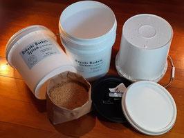 Bokashi Logic Buckets System