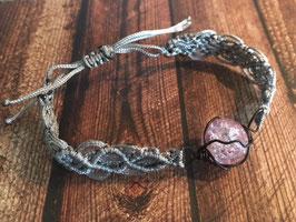 Bilur-Armband rosa 2