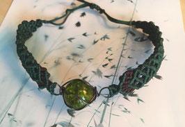 Bilur-Armband grün 5