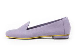 Slipper Kimia violet