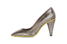 Escarpin Jun Gold Line