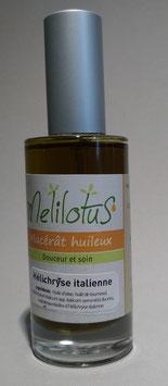 Macération huileuse à l'Hélichryse italienne