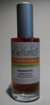 Macération huileuse au Millepertuis