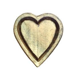 Block Print Stamp Heart No. 57