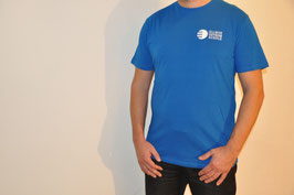 T-Shirt deluxe, royal blue