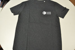 T-Shirt deluxe dark heather grey