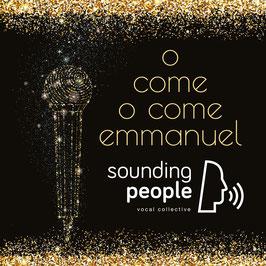 """CD """"O come, o come Emmanuel"""""""
