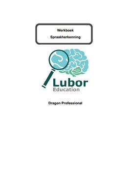 Leerboek/Werkboek voor Dragon Spraakherkenning