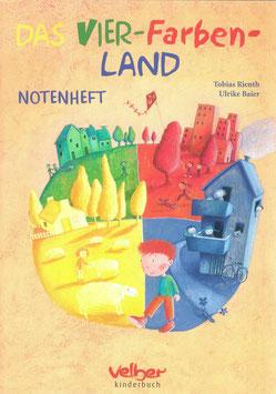 """Kopievorlagen und Instrumentalversion """"Das Vier-Farben-Land"""""""