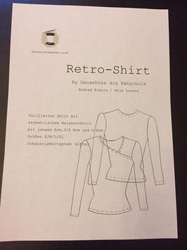Retro-Shirt   / Papierschnitt