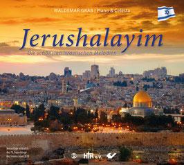 JERUSHALAYIM   Instrumental-CD Piano + Celesta