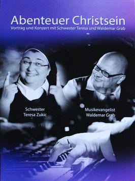 """DVD """"Abenteuer Christsein"""" - Besonderer Preis bis zum 20.12.2018!"""