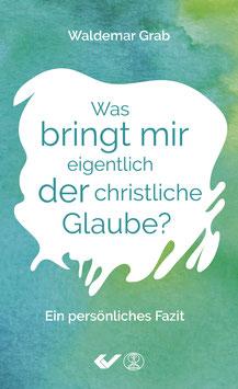 Band 1 der evangelistischen Taschenbuchreihe von Waldemar Grab