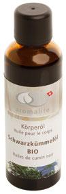 Aromalife Bio Schwarzkümmelöl