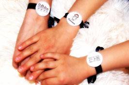 Bracelet à personnaliser / lot de 2