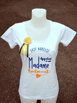 "Tee-shirt ""Future mariée"""