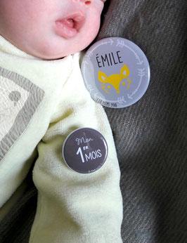 """Kit """"Ma première année"""" à offrir à bébé !"""
