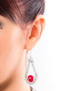 Boucles d'oreilles RE