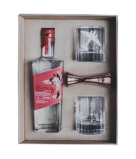 Old Pilot's Gin Art Edition 2020 by OKO Geschenkpaket