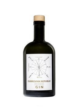 Dubrovnik Republic - Dalmatian Dry Gin - 0,5l