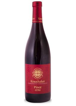 2017 Krauthaker Pinot Crni - 0.75l